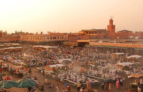 Séjour inoubliable à Marrakech