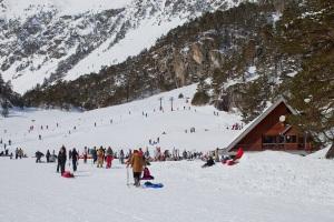 Une semaine de ski avec mes deux enfants, mission kamikaze 2