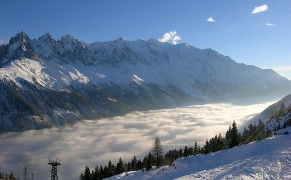 Ma liste des meilleures stations de ski françaises chamonix