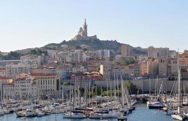 Séjour à Marseille, ma version 1