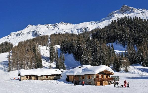 3 stations de ski peu connues, mais intéressantes ste foy tarentaise