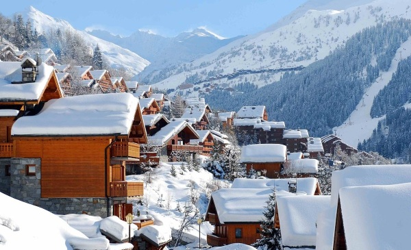 Bon plan de vacances au ski  Méribel 1