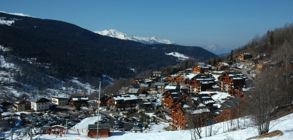 Bon plan de vacances au ski  Méribel 2