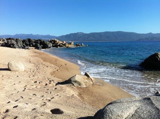 Top 3 des plages dans le sud de la Corse abbartello